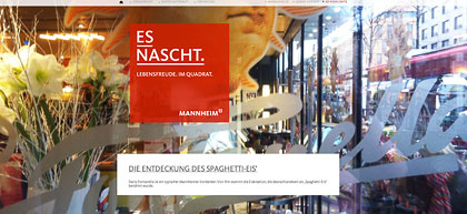 Mannheim-Es nascht